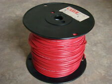 CAROL 76512.18.03 Hookup Wire, 16 AWG, 8 Amps, Red, 500 ft.~~NEW---SAVE!!!