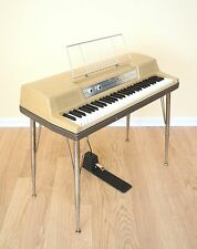 1968 Wurlitzer 200 Cream Top Vintage Electric Piano Serviced & Tuned, 200A