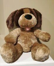 Build A Bear Brown Dog With floppy Ears Plush Stuffed Animal