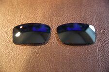 PolarLenz POLARIZED Black Replacement Lens for-Oakley Gascan Sunglasses