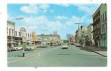 (D) 1960's Street Scene Old CarsElm Street Westfield, Mass.