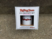Rolling Stone Magazine 80's edition Cd and Mug Gift Set