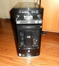 HP Media Center, w/Personal Media Drive, quad core, Windows 10 Pro, 750 GB HD,