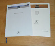 Mercedes S Class W140 Brochure 1992 - S300 S400 S500 S600 SE & SEL + Spec Sheet