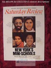 Saturday Review December 18 1971 DIANE DIVOKY BRONSON P CLARK NICOLAS H. CHARNEY
