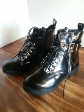 No Doubt Women's Army Style Boots Size 5
