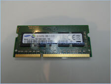 Laptop memory 2GB SAMSUNG  - PC3L SO-DIMM low voltage 12800S 1600MHZ 1 / Memory