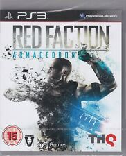 Red Faction - Armageddon - PS3 - New + Sealed