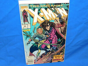 Marvel The Uncanny X-Men #266 Comic 1st Full Appearance of Gambit