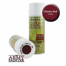 Army Painter Colour Primer Chaotic Red 400ml TAP CP3026