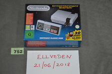 Nintendo Mini Nes Classic Console And 30 Games Pre-Installed Brand New & Sealed