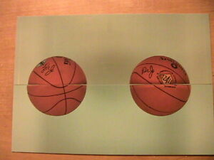 "Jeff Koons 1985 ""Two Ball 50/50 Tank"" Post Card 6.3 x 4.5 Small Modern Art Print"