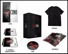 "Alpa Gun ""alpacino / ehrensache"" limited Fan-Box 2CD NEU Album 2017"