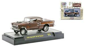M2 Auto-Thentics Auto-Shows R64 1955 Chevrolet Bel Air Gasser