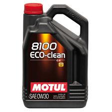 MOTUL 8100 ECO-CLEAN 0W30 SYNTHETIC ENGINE OIL 1 LITRE 1L