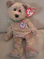 CAND-e the Bear - MWMTs Internet Exclusive 8.5 inch TY Beanie Baby