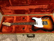 2011 Fender American Telecaster 60th Year Anniversary - Modded w Tweed Case!