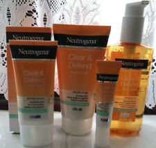 NEUTROGENA - CLEAR & DEFEND - Wash Mask / Facial Wash / Moisturiser / Rapid Gel