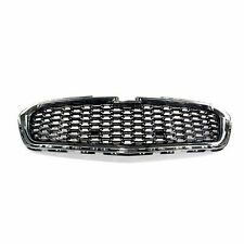 Front Center Grille Fits 2014-2015 Chevrolet Malibu FREE FAST SHIPPING