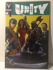 Unity #1 -  Variant Cover - Valiant Comics Book - Matt Kindt - 2013 Near Mint