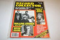 DEC 1991 RECORD COLLECTOR music magazine GUNS N ROSES