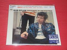 2014NEW VERSION  BOB DYLAN HIGHWAY 61 REVISITED   JAPAN MINI LP Blu-spec CD 2