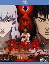 Berserk: The Golden Age Arc 2 - The Battle for Doldrey (Blu-ray Disc, 2013)