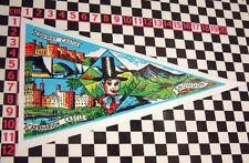 Grand Snowdon vacances voyage sticker de vitre camping-car auto classique