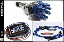 AMPLIFICATORE Distributore di aggiornamento di accensione Magnecor plug lead ROVER V8 P5 P6 101 MG
