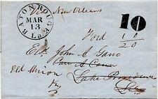 1848 Ford' SFL; BATON ROUGE 10+10, Louisiana – Lake Providence LA – Old Union KY