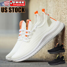 New listing Casual Men's Running Sneakers Athletic Jogging Tennis Shoes Sports Walking Gym