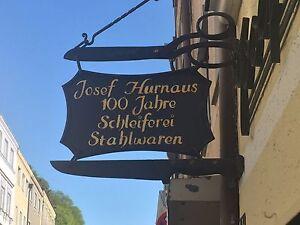 Schermesser Scherkopf schleifen schärfen Moser Aesculap Oster Andis Hauptner