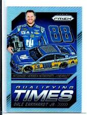 New listing 2016 Panini Prizm Nascar Racing Qualifying Times Refractor Dale Earnhardt Jr.