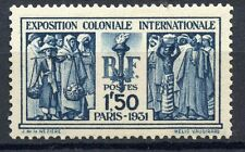 STAMP / TIMBRE FRANCE NEUF N° 274 ** COTE 110 € EXPO COLONIALE PARIS 1931