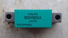 Philips BGY885A M9735 Verstärkermodul mit Kühlblechadapter 34dB 40 - 862 Mhz