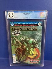 Teen Titans #12 🦇 CGC 9.6 NM+ 1st Batman Who Laughs 🔥 1st Print Cover A HOT!