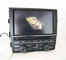 2010~2014 GENUINE PORSCHE 97064297103 PANAMERA GTS PCM3.1 HD NAVIGATION RADIO