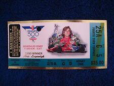 1991 Indianapolis 500 Race Ticket Stub