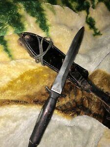 Vintage 1980 Gerber Mark II MK 2 Survival Fighting Knife Tactical Dagger #086640