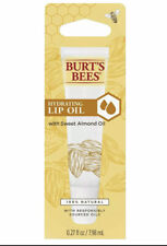 Burt's Bees HYDRATING LIP OIL with SWEET ALMOND OIL - A1