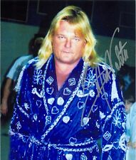 GREG HAMMER VALENTINE WWF WWE SIGNED AUTOGRAPH 8X10 PHOTO #3 W/ PROOF