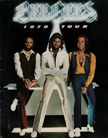 BEE GEES 1979 SPIRITS HAVING FLOWN TOUR CONCERT PROGRAM BOOK BOOKLET / EX 2 NMT