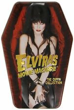 Elvira's 26 Movie Series Macabre: The Complete Coffin Collection Box / DVD Set