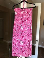 Michael Kors Hawaiian Dress Halter Size 12