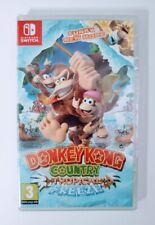 Donkey Kong Country Tropical Freeze Nintendo Switch Region Free 2018 New Sealed