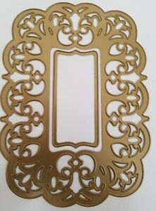 Anna Griffin Festooned Frame Cut and Emboss Die Set of 2