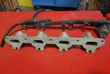 VOLVO B234F INTAKE MANIFOLD flange fuel rail racing turbo 2.3 ford 16v 740 940
