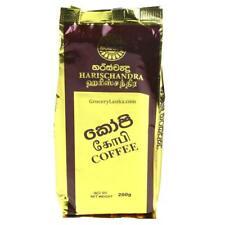 ceylon COFFEE / HARISCHANDRA  100% NATURAL/ black coffee FLAVOUR WITH AROMA 200g