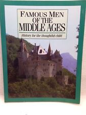 Famous Men of the Middle Ages by John H. Haaren, Cynthia Shearer, A. B. Poland