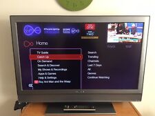 "Sony Bravia Tv Widescreen HD ready LCD 37"""